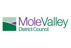 mole valley district council logo
